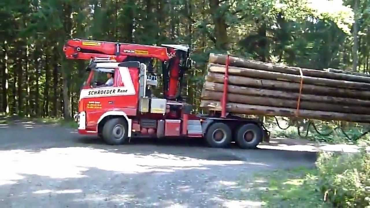 Timber Truck HD