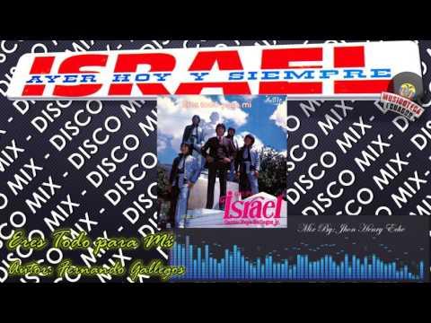 GRUPO ISRAEL MIX (Éxitos Enganchados - Música Ecuatoriana Mix)