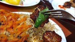 AFGHANI DINNER || আফগানিস্তানি রেস্টুরেন্টে ডিনার || Little India in America.