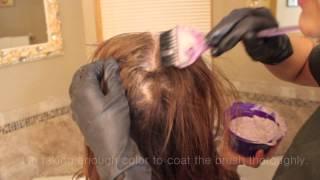 Baixar How I dye my mom's hair AT HOME!