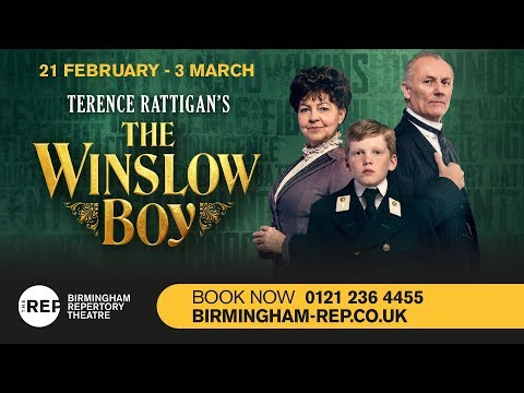 The Winslow Boy  Audience Reactions