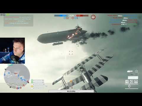 Battlefield 1 - Bomber killer on Heligoland Bight