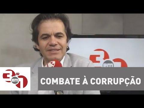 Moro E Dallagnol Comentam Sobre Combate à Corrupção