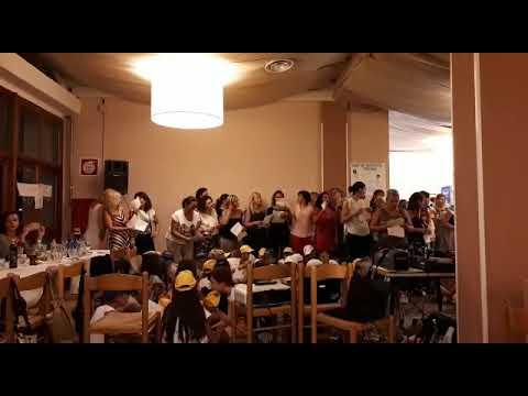 Te go dito (despacito) - festa classi quinte scuola Manin 9 giugno 2018