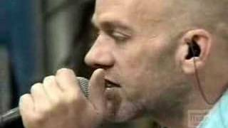 R.E.M losing my religion ESPECTACULAR en vivo canada