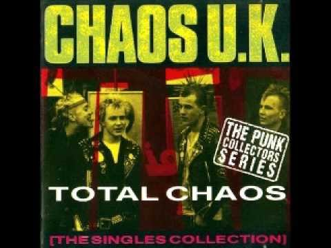 CHAOS UK - The Singles Collection (FULL ALBUM)