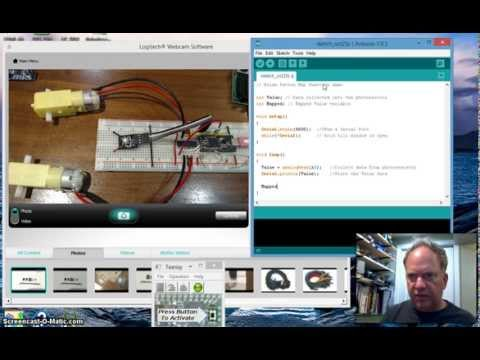 18 Demo Of Arduino Map Function