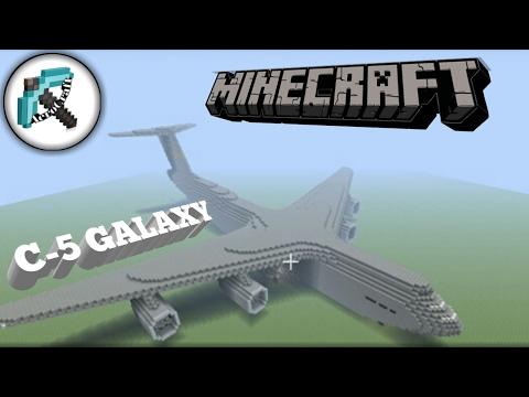 Minecraft C-5 Galaxy