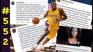 Why are black women celebrating the death of NBA Legend, Kobe Bryant?