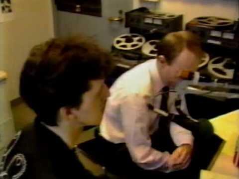 Trouble Looms for Seattle's KJET (KOMO TV News, January 13, 1988)