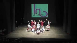hb Dance Show 2016 - 3. část