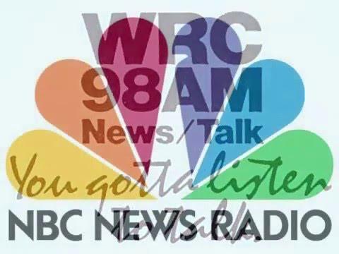 March 11, 1989 NBC Radio Newscast | WWRC (now WTEM) Washington, D.C. | Dick Bertel