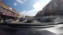 Drive Through Ellsworth ME August 6, 2016