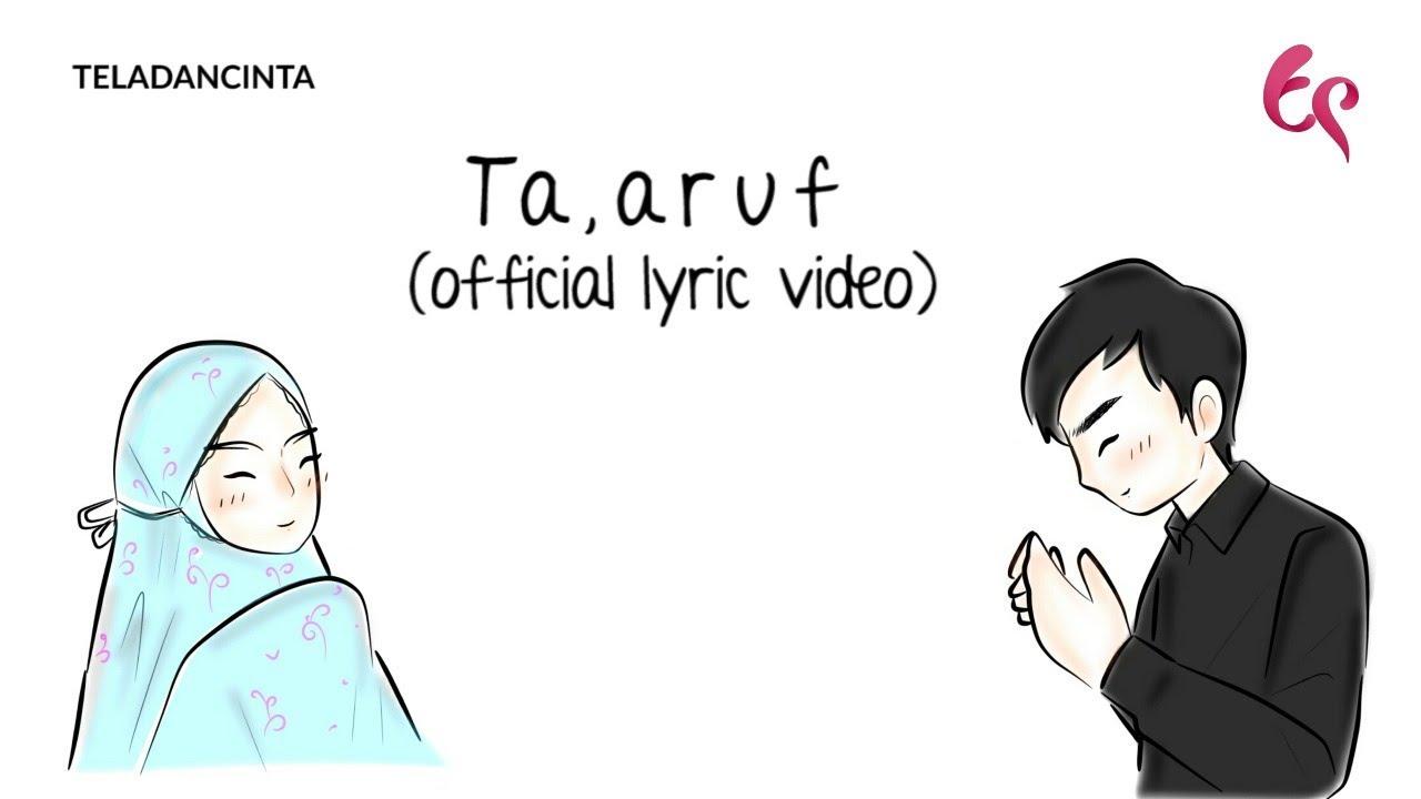 Anandito Dwis Ta Aruf Animation Version Official Lyric Video