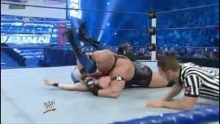 WWE Smackdown 4/20/12 Ryback vs Danny Merman Full Match (HQ)