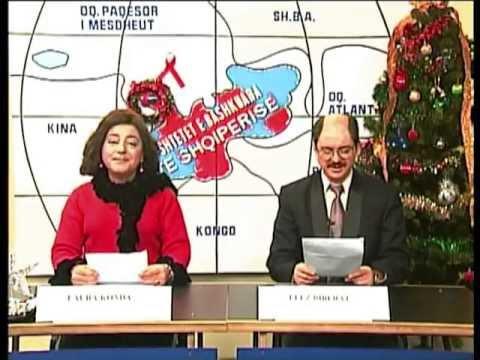 Ismet Drishti - Elezi e Laura per vit te ri 2001 pjesa 1