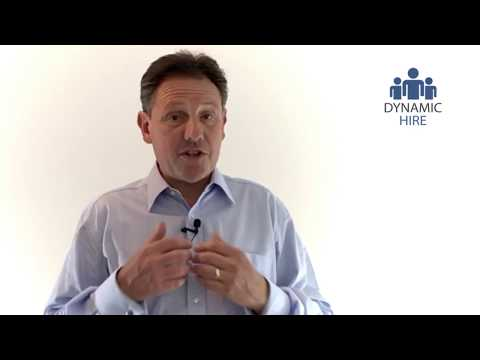 Video interview screening and Dynamic Hire