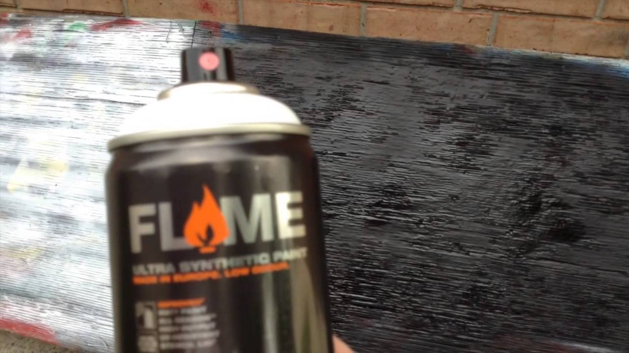 Graffiti Review: Flame Paint Review