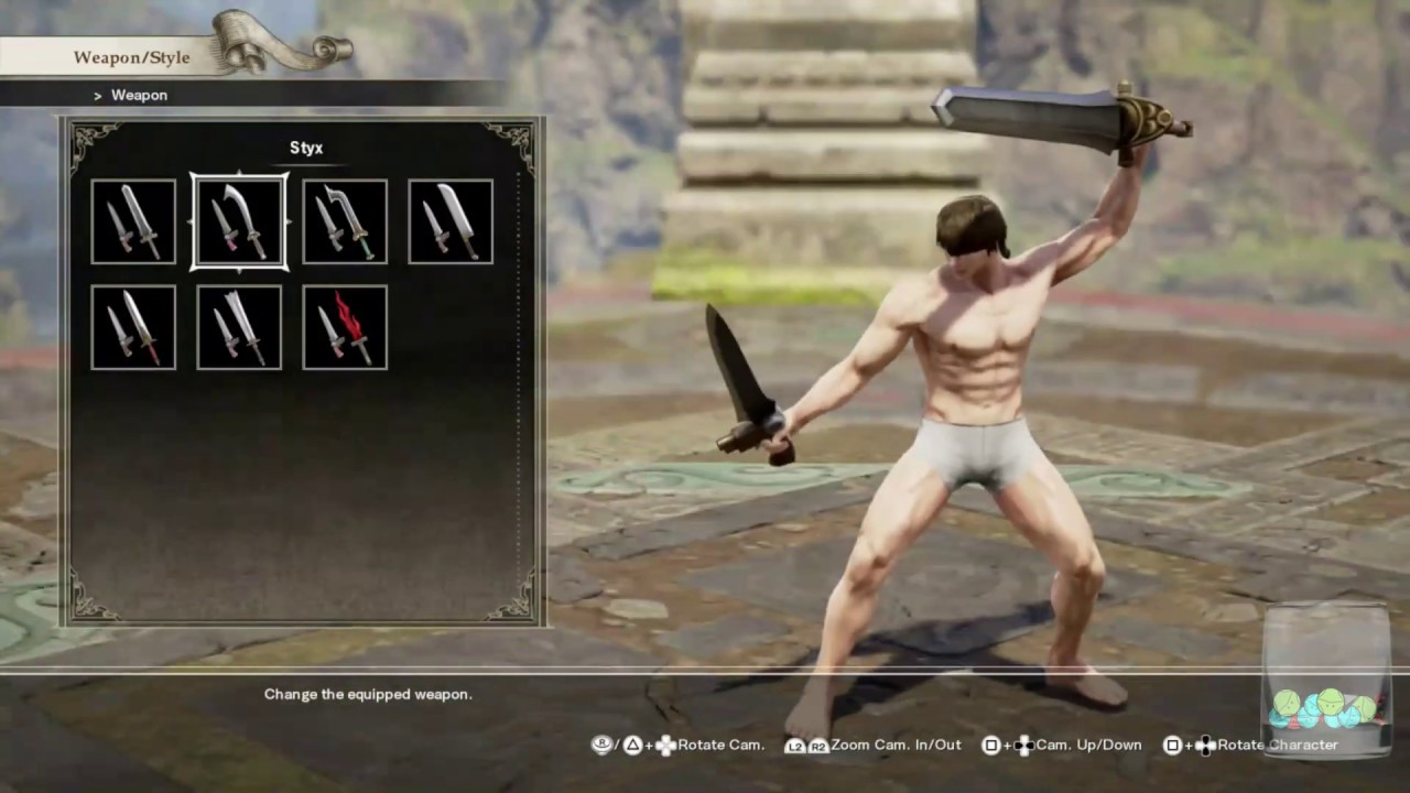Soulcalibur VI !character REQUESTED Custom Characters