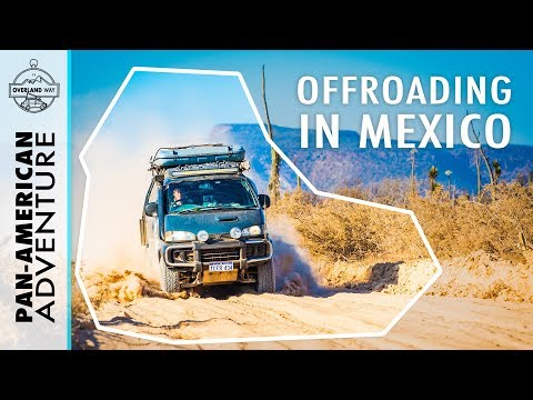 Off the Beaten Track in Mexico | EP 05 | OVERLAND WAY