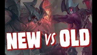 AATROX: New vs Old || Character design discussion