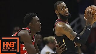 Cleveland Cavaliers vs Toronto Raptors Full Game Highlights / Game 3 / 2018 NBA Playoffs thumbnail