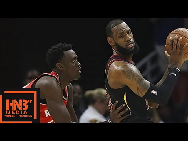 71ea2ede0399 09 33 Cleveland Cavaliers vs Toronto Raptors Full Game Highlights   Game 3    2018 NBA Playoffs
