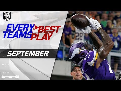 Every Team's Best Play in September | NFL Highlights