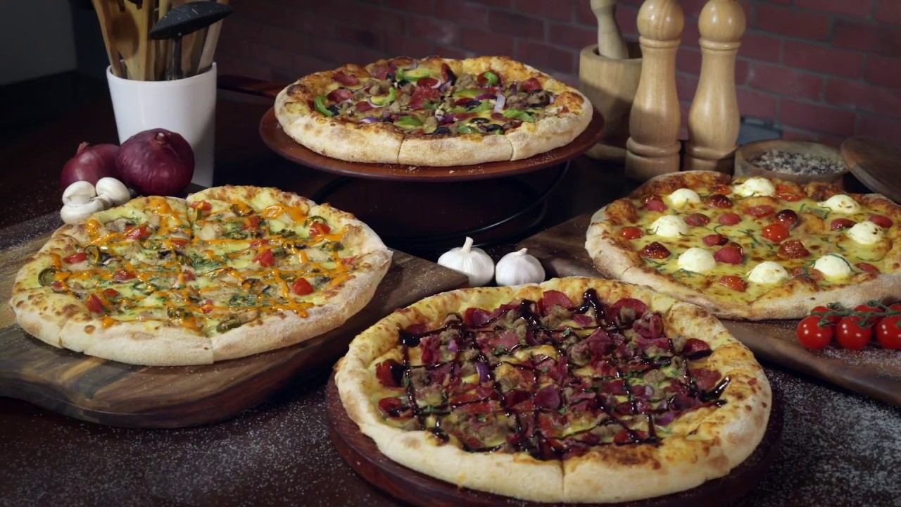 San Francisco Sourdough Handcrafted Pizzas From Pizza Hut Youtube