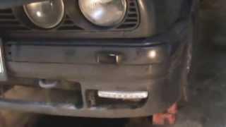 Ремонт гидравлики сцепления BMW Е30(, 2013-04-09T15:25:23.000Z)