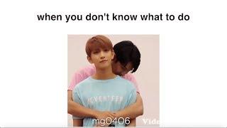 Seventeen video meme part 2