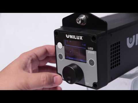 LED2000 con Smart Assist Funcionamiento básico