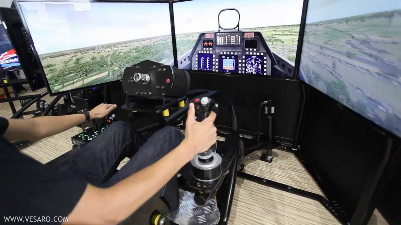 D-BOX | Flight Simulators