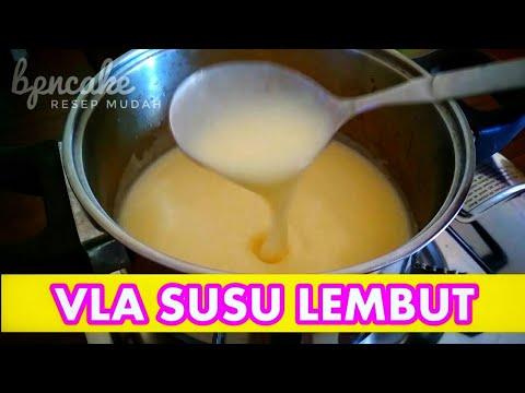 RESEP MUDAH Vla Original Lembut