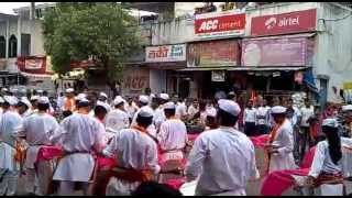 DHOL TASHA MUSIC | MARATHI | LEZIM | DHOL PATHAK | PUNE | GANESH FESTIVAL