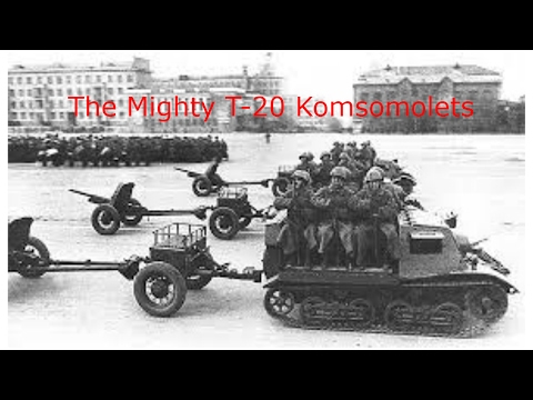 Heroes and Generals Assault Battle with the mighty T-20 Komsomolets