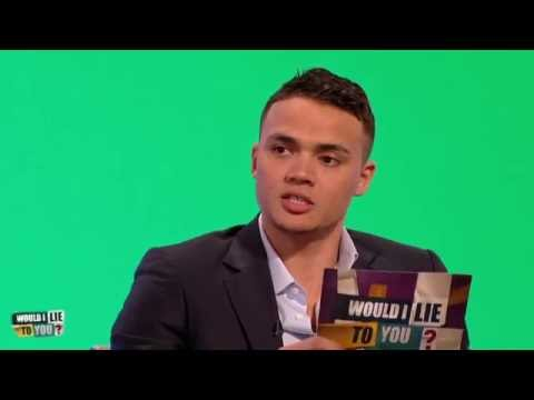 Does Jermaine Jenas score depending on his muddy socks?- Would I Lie to You? [HD]