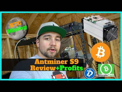 Bitcoin Mining In 2018? Bitmain Antminer S9 Review W/ Profits, Setup, And BTC Difficulty