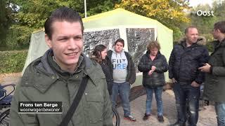 Woonwagenbewoners in Zwolle willen 250 nieuwe standplaatsen