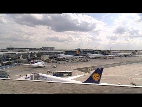 Der Mega-Airport (Flughafen Frankfurt/Main)