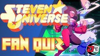 Are you a True Steven Universe Fan?