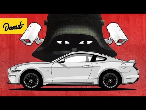 Your car is stealing your data. Here's how.   WheelHouse