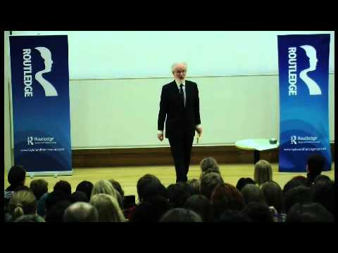 David Crystal - An Introduction to Language from Routledge Secret Clip