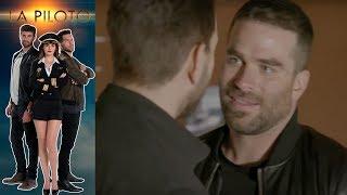 Óscar siembra dudas en John en contra de Yolanda | La Piloto - Televisa