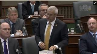 Fedeli Questions Premier Wynne Over 25-day Power Outage