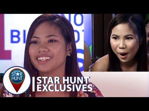 """Lie binilang ang kanyang """"Yes ma&39;am"""" sa kanyang auditions  Star Hunt Exclusives"""