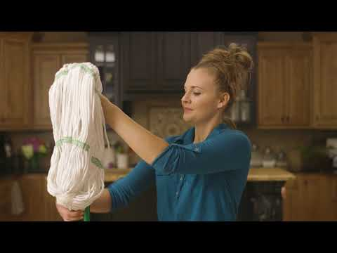 libman freedom spray mop instructions