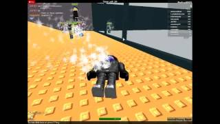 Roblox - I met Person299 in his game (HD)