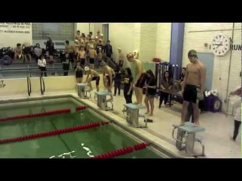 Bronx Science Swim Team - Science vs. Stuyvesant