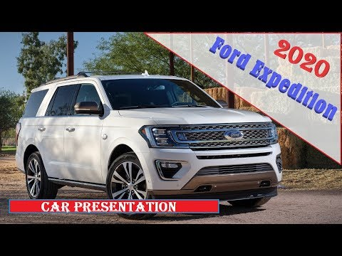 NEW 2020 Ford Expedition - Design, Interior, Driving